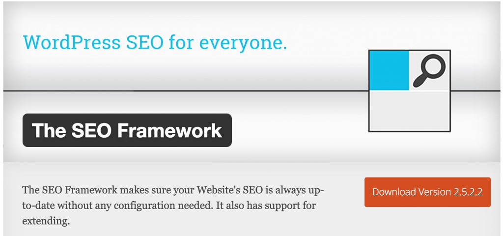 Plugin The SEO Framework
