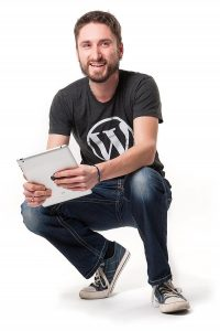 Florian ist der WordPress Newsletter Autor