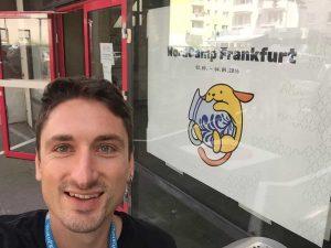 Der WordPress-Entwickler auf dem WordCamp in Frankfurt