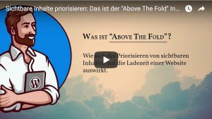 Coverbild des Videos zum Thema Above-The-Fold-Optimierung