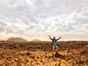 Florian auf Fuerteventura